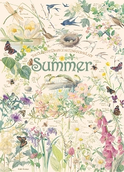 Country Diary Summer 1000 Piece Jigsaw Puzzle
