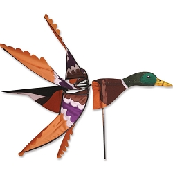 Flying Mallard Wind Spinner Large
