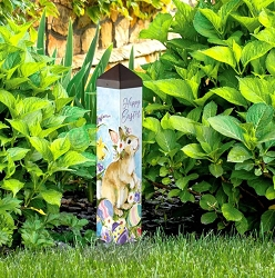 20 Inch Art Pole 4x4 Easter Visit