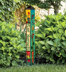 3 ft. Art Pole 4x4 Plant Happiness