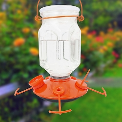 Top-Fill Glass Oriole Feeder 22 oz.