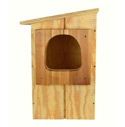 Select Cedar Barred Owl House