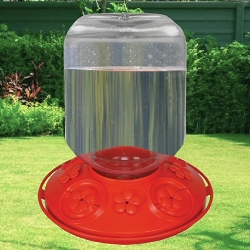 Dr. JB's Switchable 48 oz. Hummingbird Feeder 8 Port