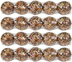 Songbird Seed-N-Nut Bird Seed Balls 20/Pack