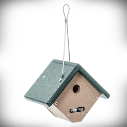 Birds Choice Recycled Plastic Wren House