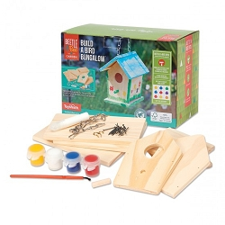 Build-A-Bird Bungalow and Paint Kit