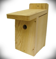 Cedar Wren/Chickadee House Kit
