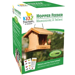 Hopper Feeder DIY Craft Kit
