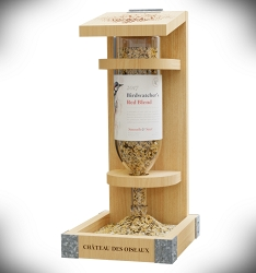 Novelty Wine Crate Bird Seed Feeder