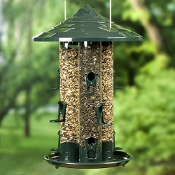 Audubon Triple Tube Bird Feeder