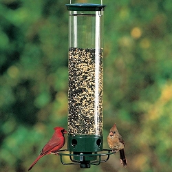 Droll Yankees Flipper Squirrel-Proof Bird Feeder