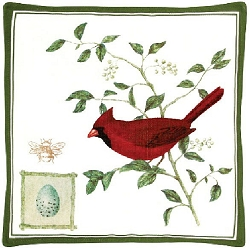 Cardinal Scented Hot Pad