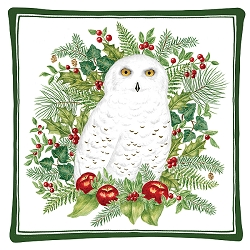Snowy Owl Scented Hot Pad