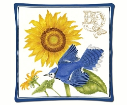Blue Jay Scented Hot Pad