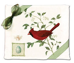 Cardinal Flour Sack Towel Set of 2