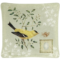 Goldfinch Spiced Mug Mat Set of 4