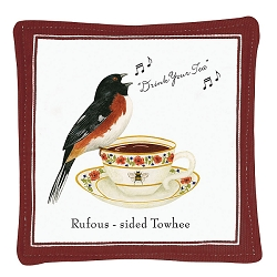 Towhee Spiced Mug Mat Set of 4