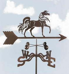 Arabian Horse Weathervane