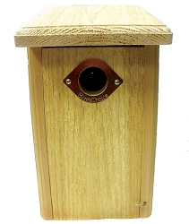 Birds Choice Cedar Nesting/Roosting Box