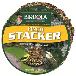 Birdola Finch Stacker Cake 6/Pack