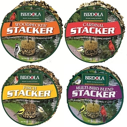 Birdola Stacker Cake Sampler 12/Pack