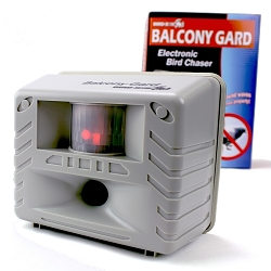 Bird-X Balcony Gard Ultrasonic Bird Control Device
