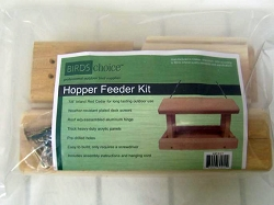 Birds Choice Hopper Feeder Kit