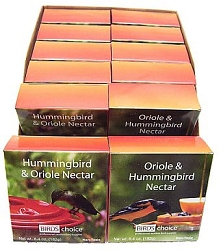 Hummingbird & Oriole Nectar 6.4 oz. 12/Pack