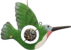 Hummingbird Fruit and Seed Ball Feeder