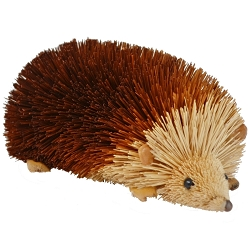 Brushart Hedgehog Brown 10