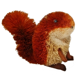 Brushart Red Squirrel