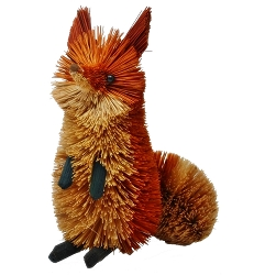 Brushart Fox Red/Brown Sitting 9