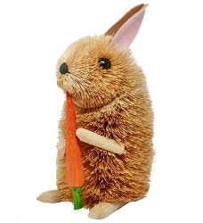 Brushart Rabbit with Carrot 10