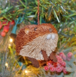 Brushart Beaver Ornament