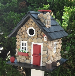 Cottage Charmer Series Windy Ridge Bird House