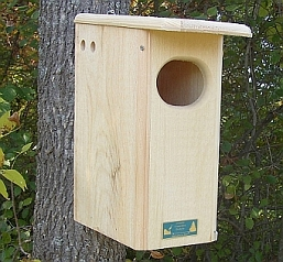 Conservation Small Wood Duck House