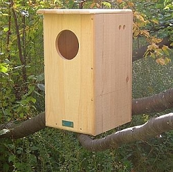 Conservation Barred Owl House Kit