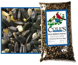 Cole's Blue Ribbon Bird Seed 10#