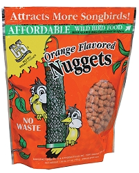 Orange Flavored Nuggets 27 oz. 6/Pack