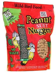 Peanut Suet Nuggets 27 oz. 6/Pack