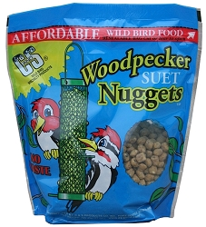 Woodpecker Suet Nuggets 27 oz. 6/Pack