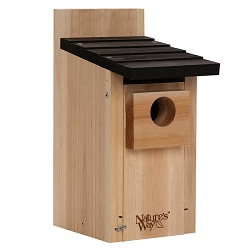 Cedar Series Standard Bluebird House