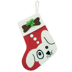 Wild Woolies Stocking Wishey Puppy