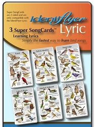 3 Super SongCard Set