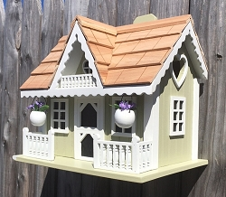 Rosemary Cottage Birdhouse