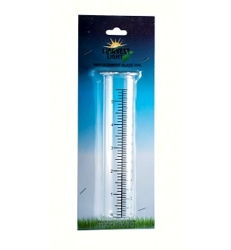 Harvest Light Replacement Rain Gauge Vials Set of 2