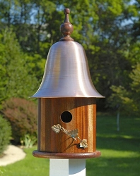 Ivy House Birdhouse