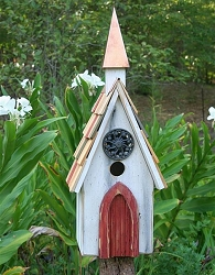 Jubilee Chapel Bird House