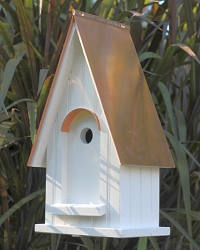 White Gables Bird House