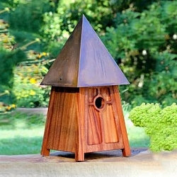 Mission Melody Bird House